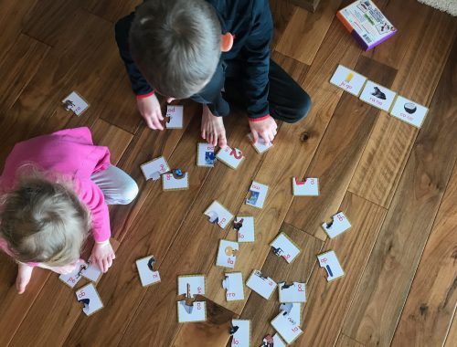 Ways to Support Second Language Learning at Home - even if you don't speak it!