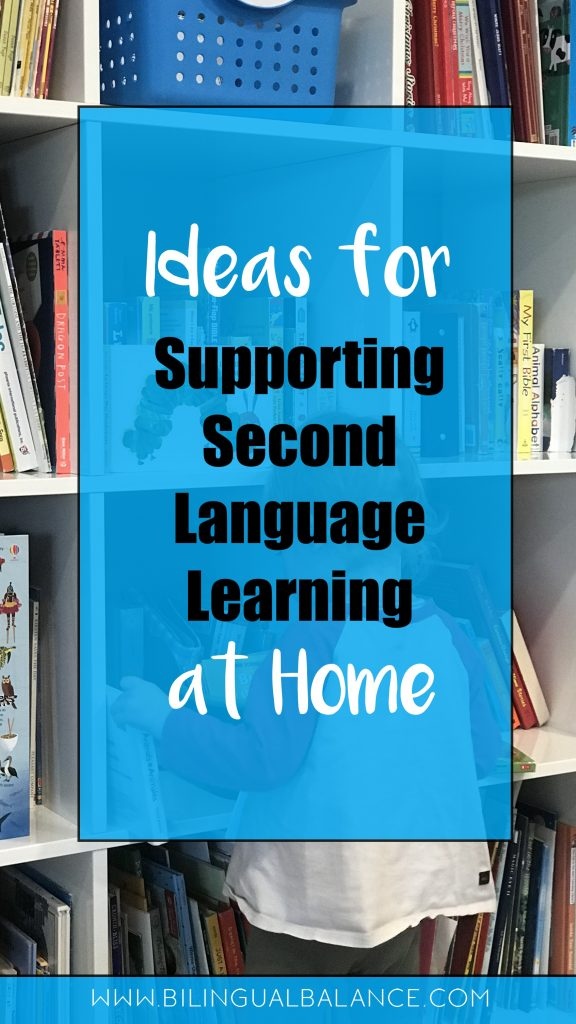 Practical ideas for supporting your child's second language learning at home - even if you don't speak the language.