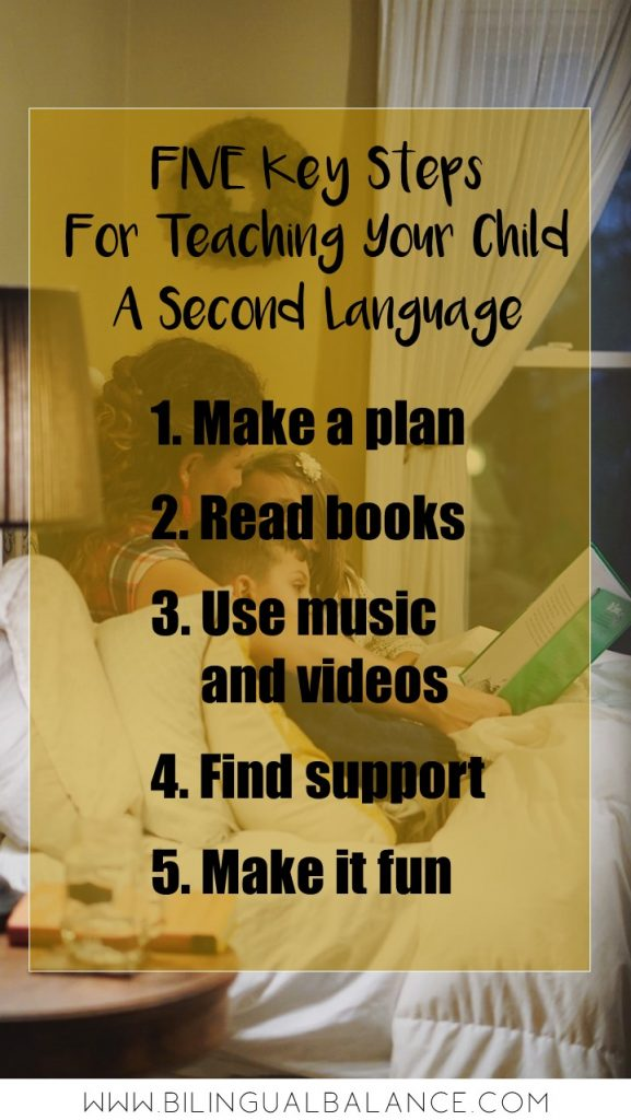 5 key steps for teaching your child a second language.