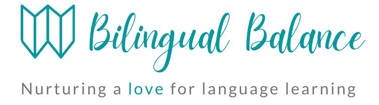 Bilingual Balance