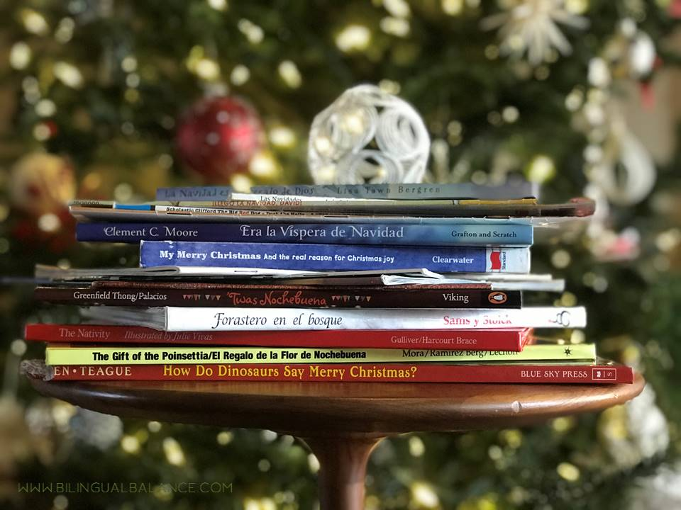 25+ Spanish & Bilingual Christmas Books for Kids