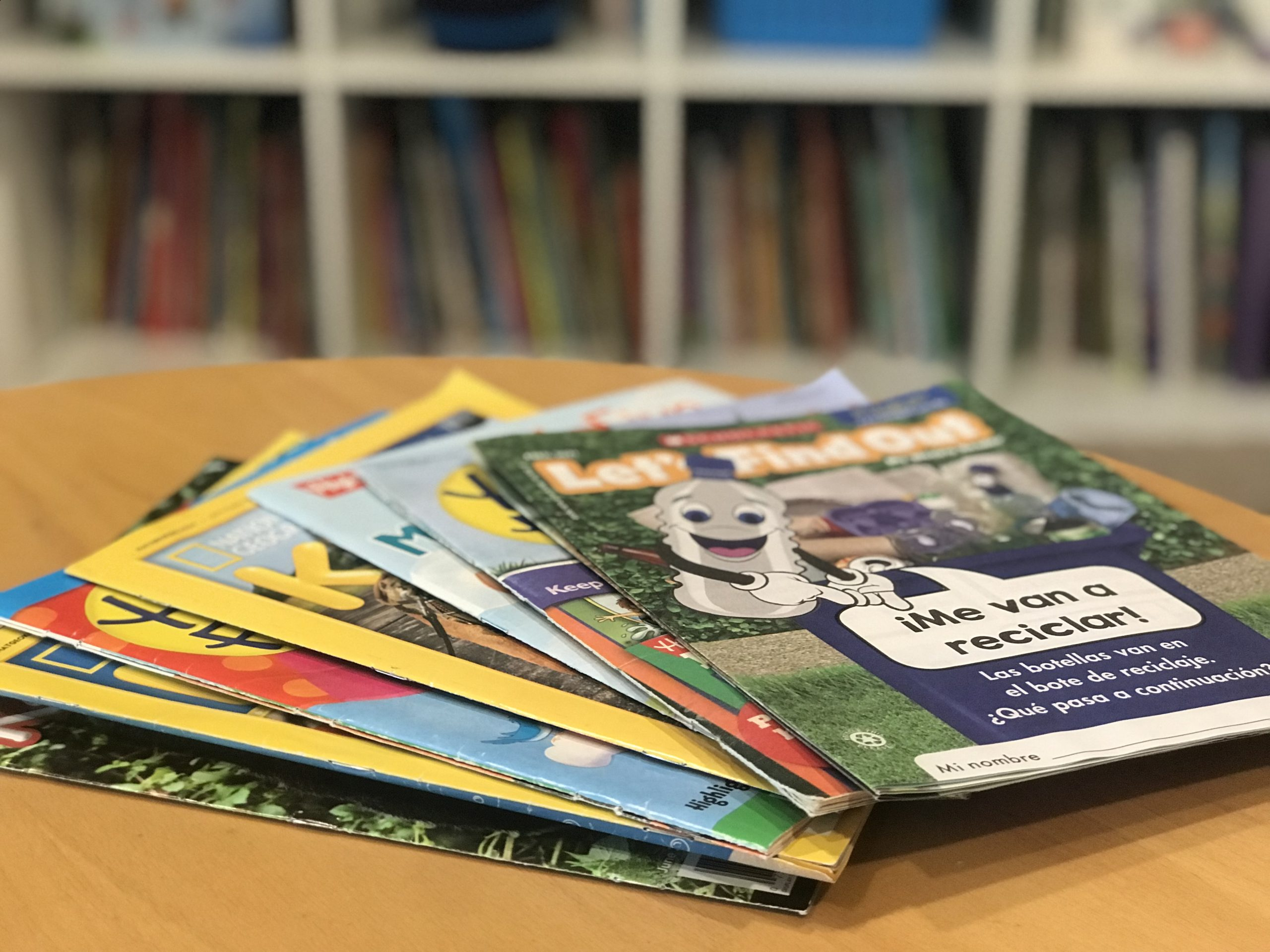 Top Spanish Magazines for Kids