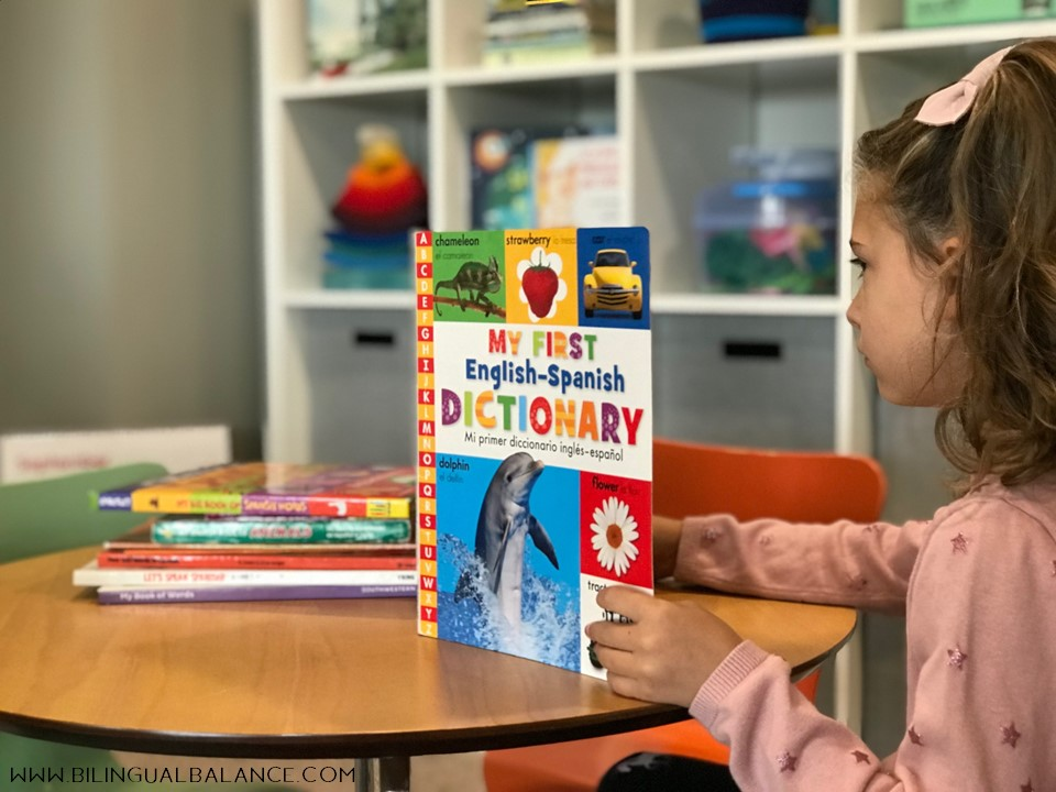 Top 10 Spanish-English Dictionaries for Kids