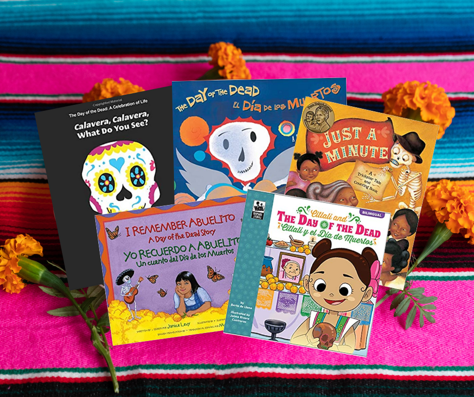 Favorite Bilingual Day of the Dead Books for Kids